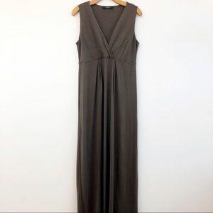 MAXMARA WEEKEND Maxi Sleeveless Dress SZ L